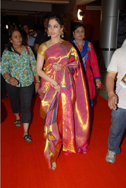 Bollywood+Actresses+in+Kanjivaram+Silk+Sarees