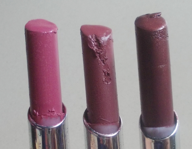 Chambor Rouge Plump+ Lipsticks 742, 750, 752 (4)