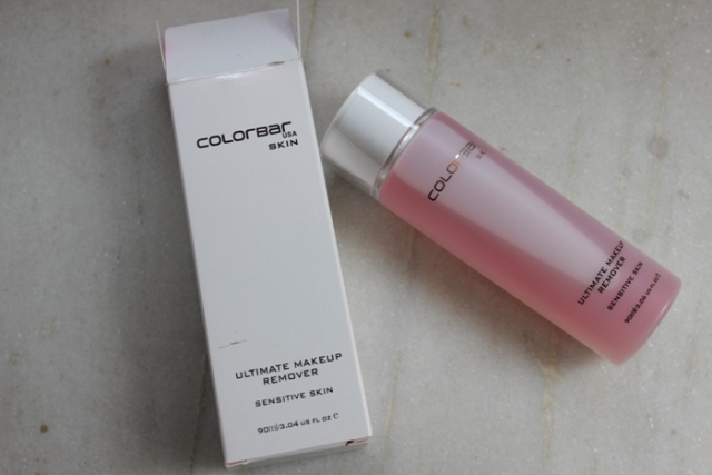 colorbar makeup remover
