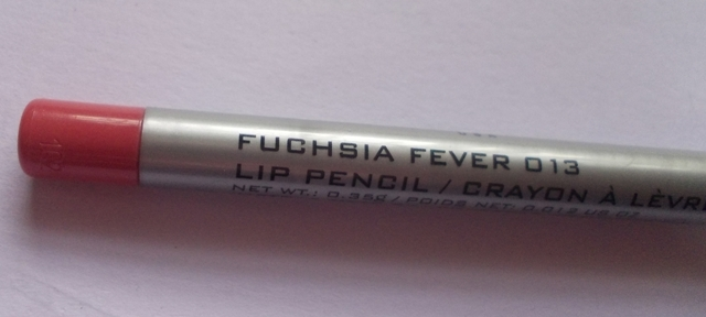 Colorbar Lip Pencil - 013 Fuchsia Fever (3)