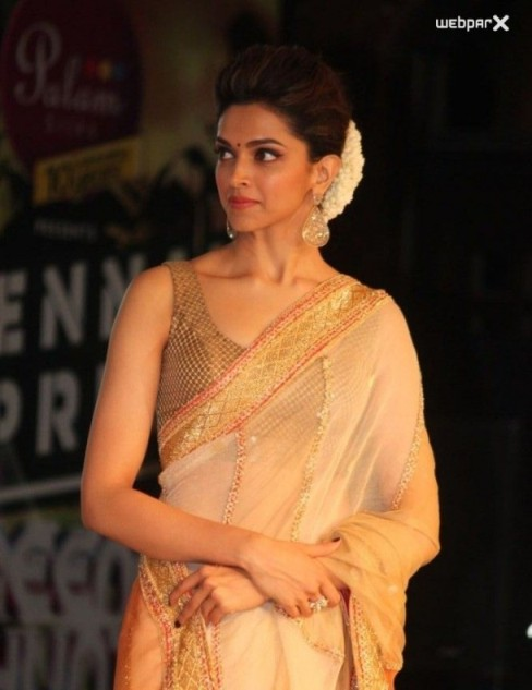Deepika Padukone at store launch