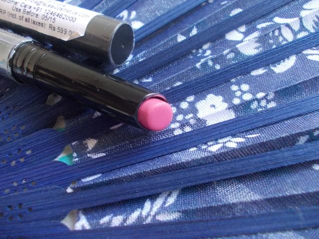 Faces Ultime Pro Longwear Matte Lipstick Flirty Pink (1)