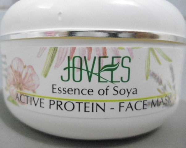 Jovees Essence of Soya Active Protein Face Mask