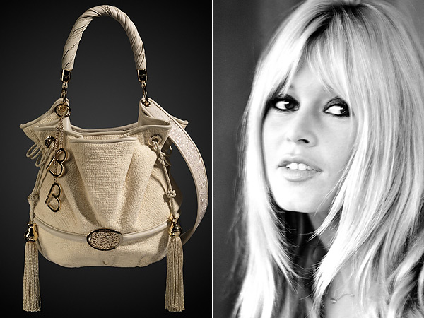 Lancel Brigette Bardot Bag