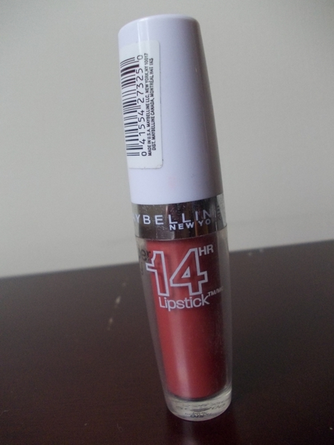 Maybelline Super Stay 14hr Lipstick - Pout on Pink
