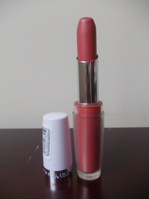 Maybelline Super Stay 14hr Lipstick Pout on PInk (2)