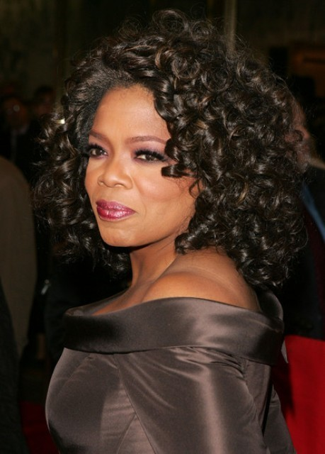 Pictures Of Hair Styles: Top 10 Celebrities With Curly Hair Style