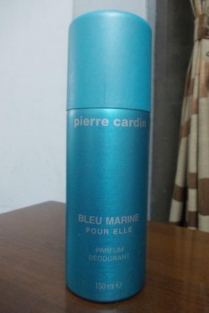 Pierre Cardin Bleu Marine Pour Elle Parfum Deodorant