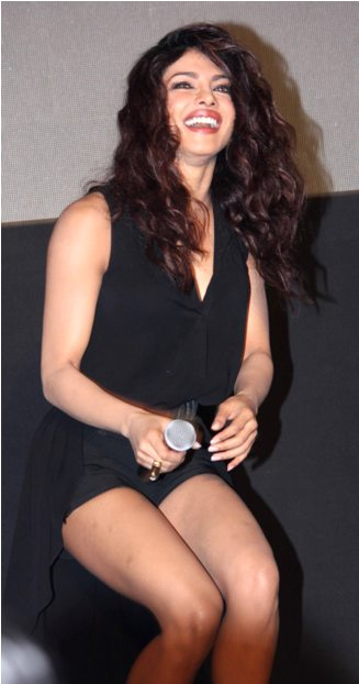 Priyanka Chopra Exotic Launch