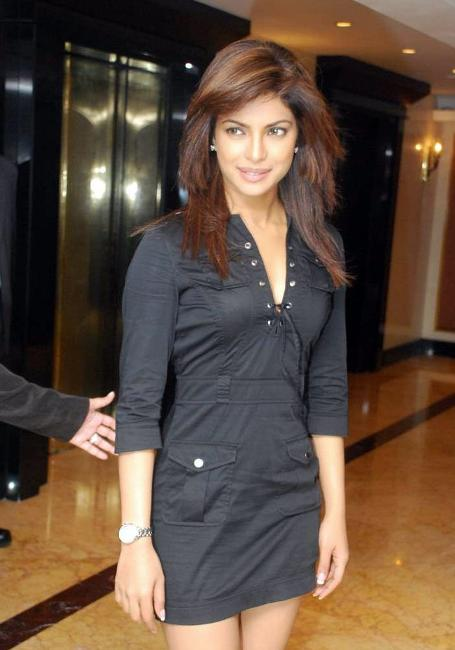 Priyanka Chopra Short Dress