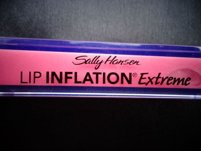 Sally Hansen Lip Inflation Extreme – Sheer Pink  (2)