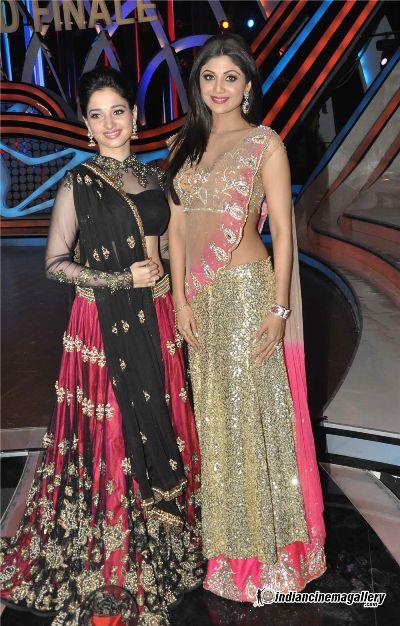 Shilpa Shetty at Nach Baliye