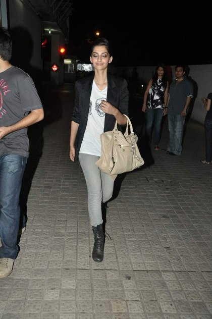 Sonam kapoor luxury bag