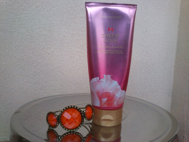 Victoria's+Secret+Sheer+Love+Ultra+Moisturizing+Hand+and+Body+Cream