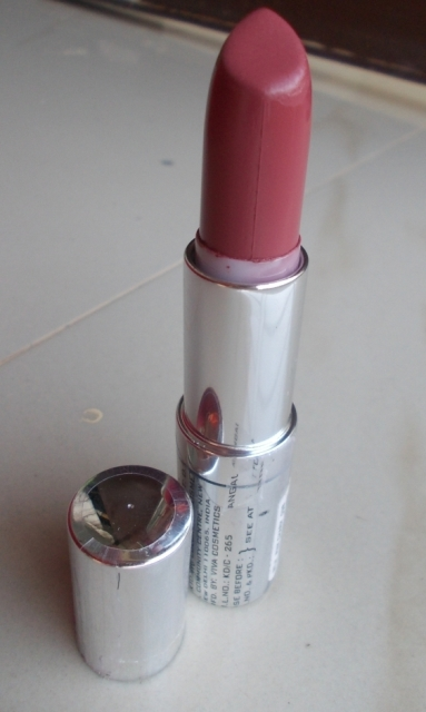 colorbar soft touch lipstick pink charm
