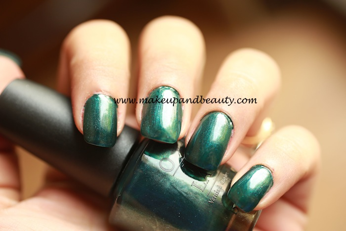 OPI cukoo for this color photos, swatches, review