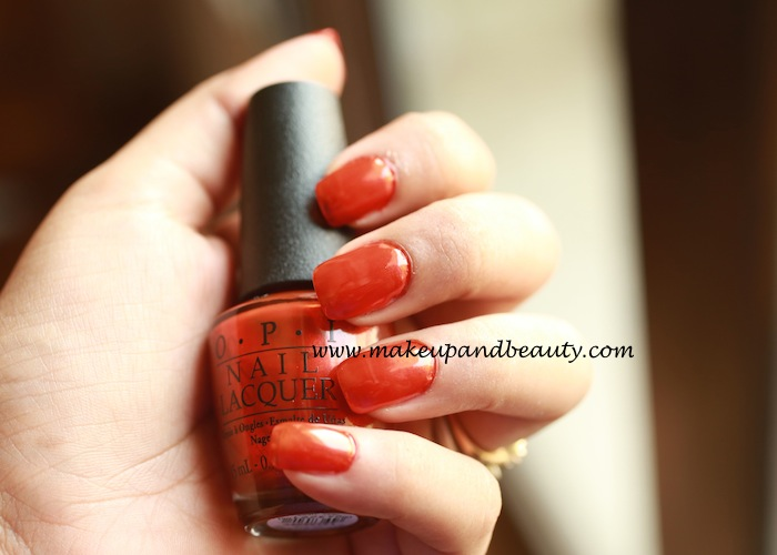 deutsch you want me baby by OPI