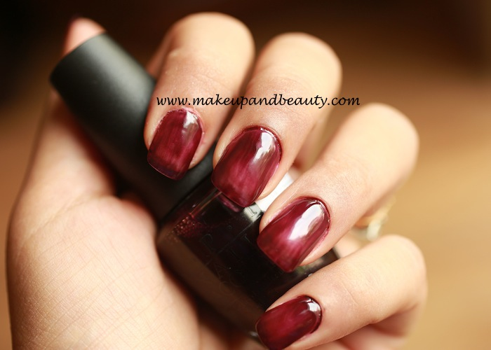 OPI give me moor