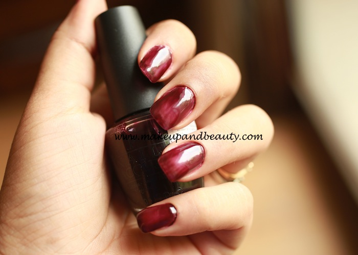 OPI give me moor Nail Paint