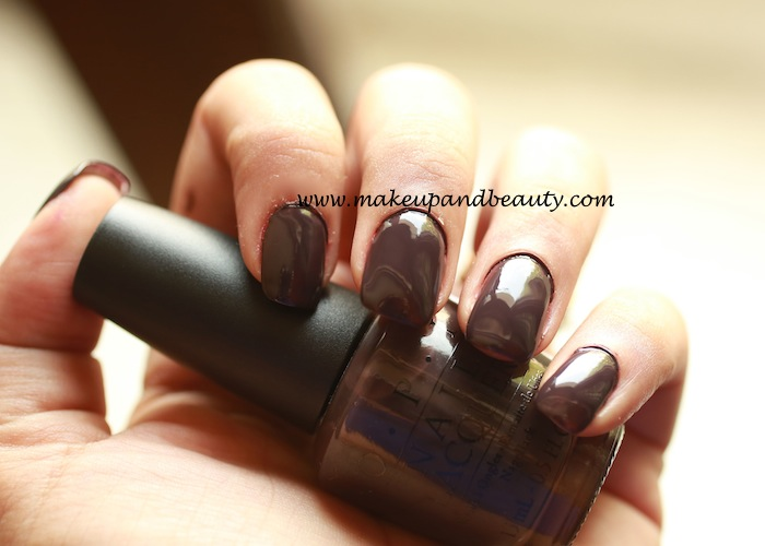OPI i brake for manicures
