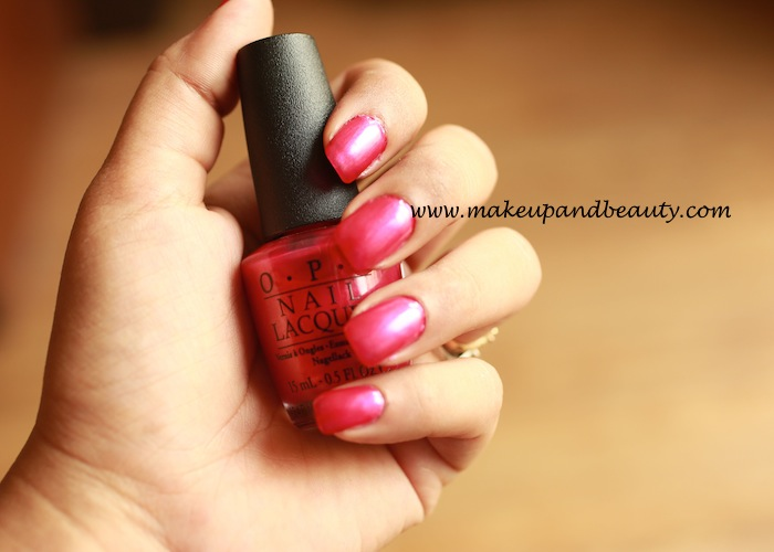 OPI It's all greek to me nail paint