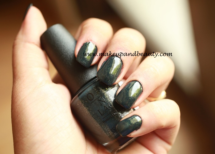 OPI Live and Let Die Nail Polish