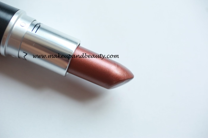 mac lipstick fetish review