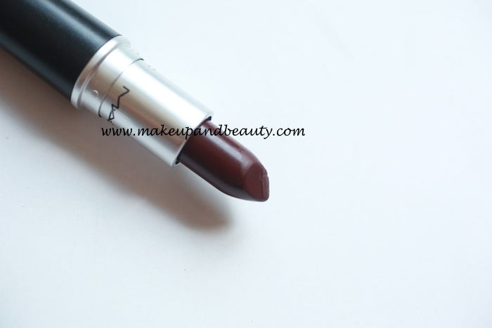 mac lipstick media review