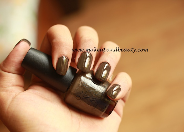 OPI pet in the expresso lane