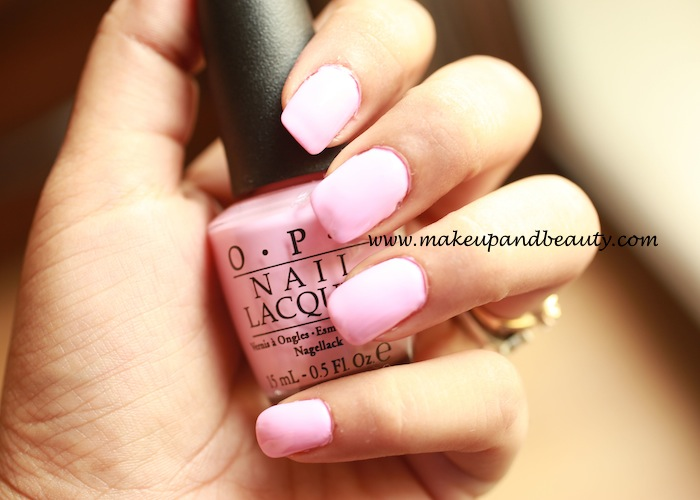 OPI pink friday Nail Paint