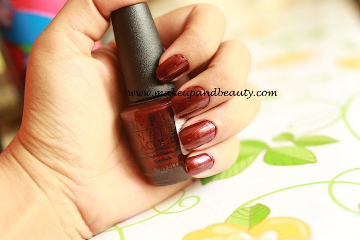 OPI romeo and juliet Nail Paint