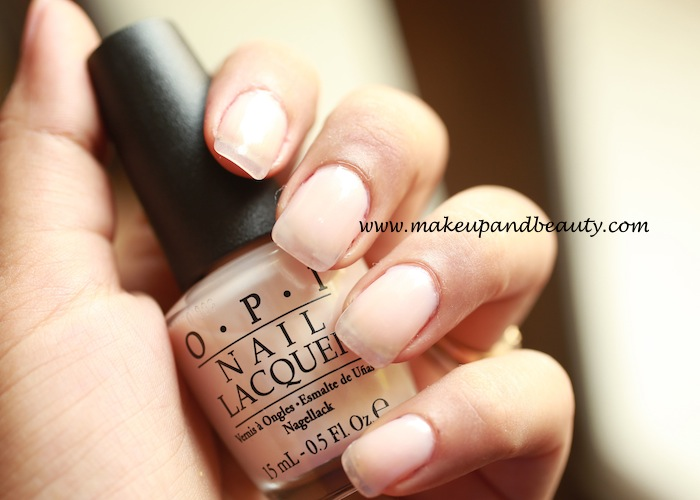 OPI Take the cake nail paint
