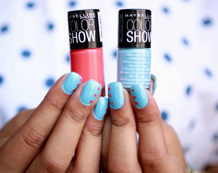 Maybelline colorshow nail paints photos
