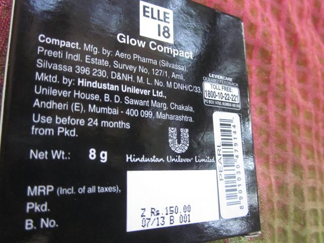 Elle 18 Glow Compact Pearl (4)