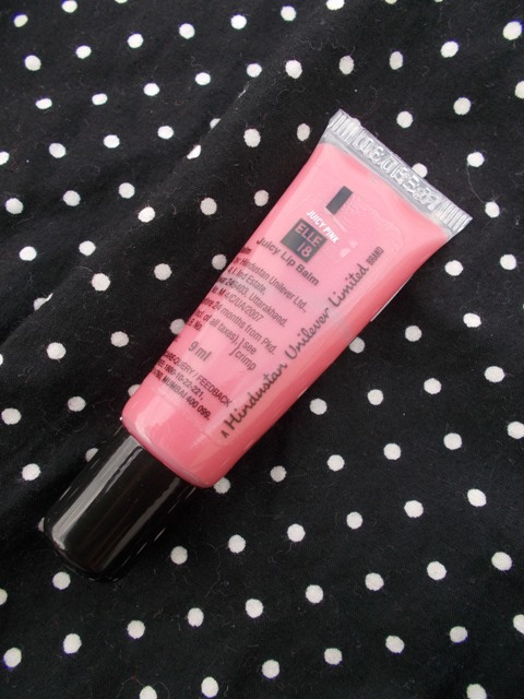 Elle 18 Juicy Lip Balm - Juicy Pink (3)