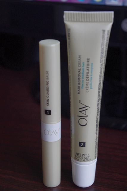 Olay Facial Hair Removal Cream