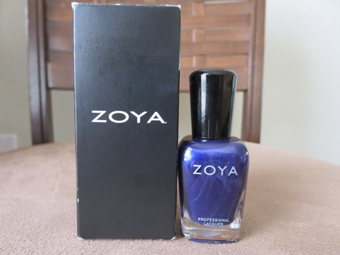 Zoya Nail Polish – Neve Review