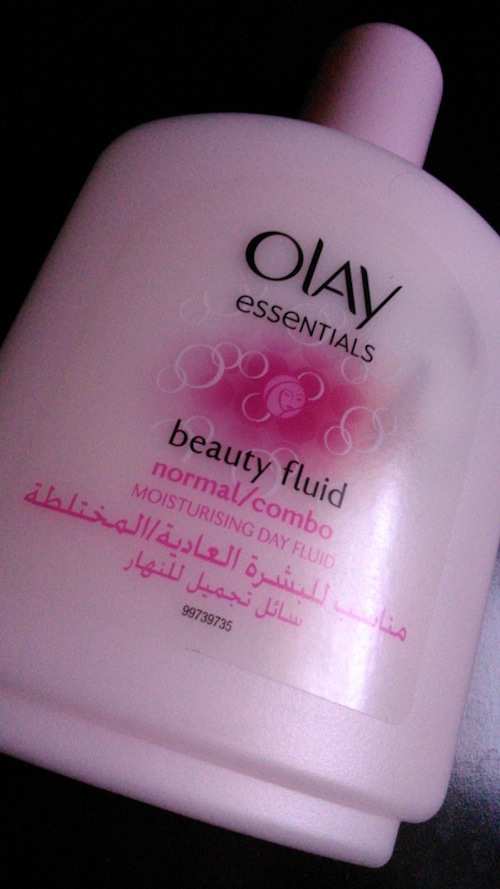 Olay Essentials Beauty Fluid