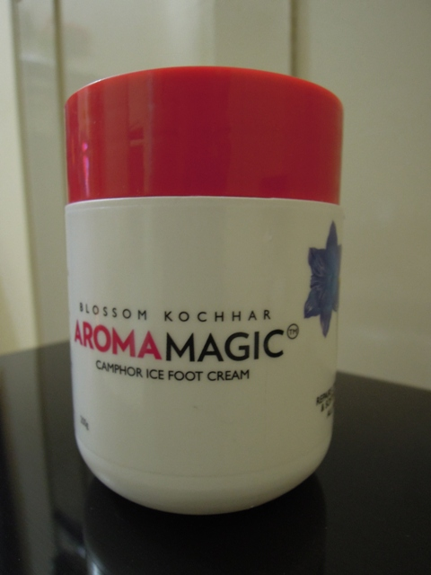 Aroma+Magic+Camphor+Ice+Foot+Cream