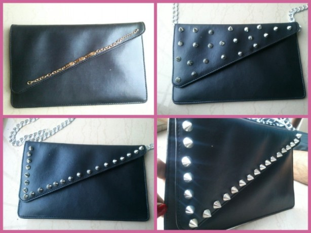 Do+It+Yourself+How+To+Make+a+Studded+Leather+Clutch