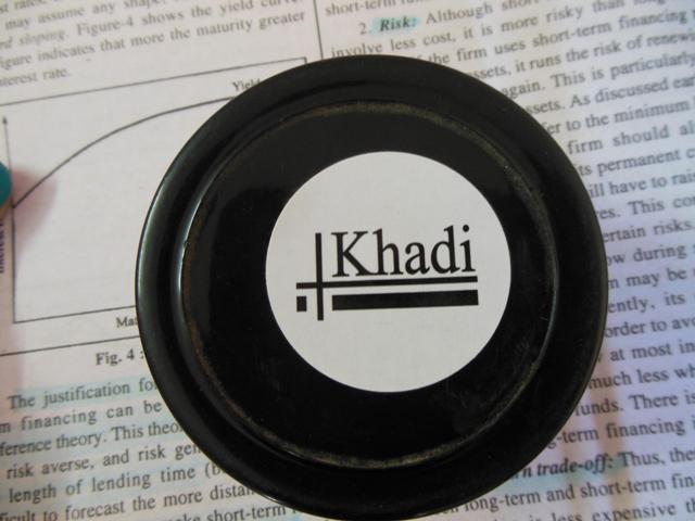 Khadi Lemon Pedi Scrub3