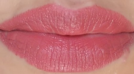 Lakme 9 to 5 Lip Color - Rosy Sunday2