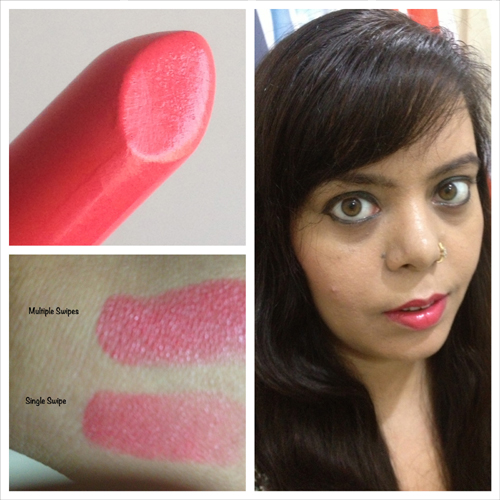Mac mineralize rich lipstick in lady at play for Mac cosmetics diva lipstick