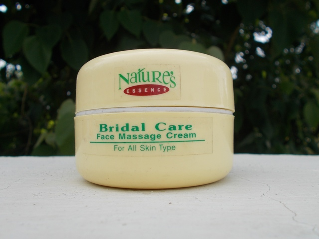 Nature's+Essence+Bridal+Face+Massage+Cream+Review