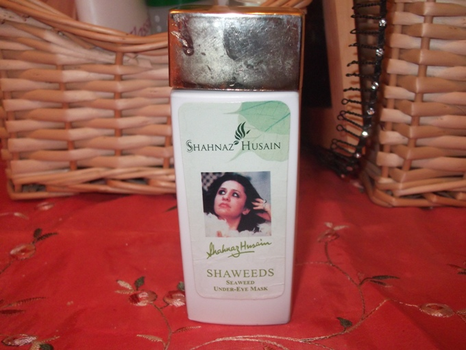 Shahnaz+Husain+Shaweeds_+Seaweed+Under+Eye+Mask+Review