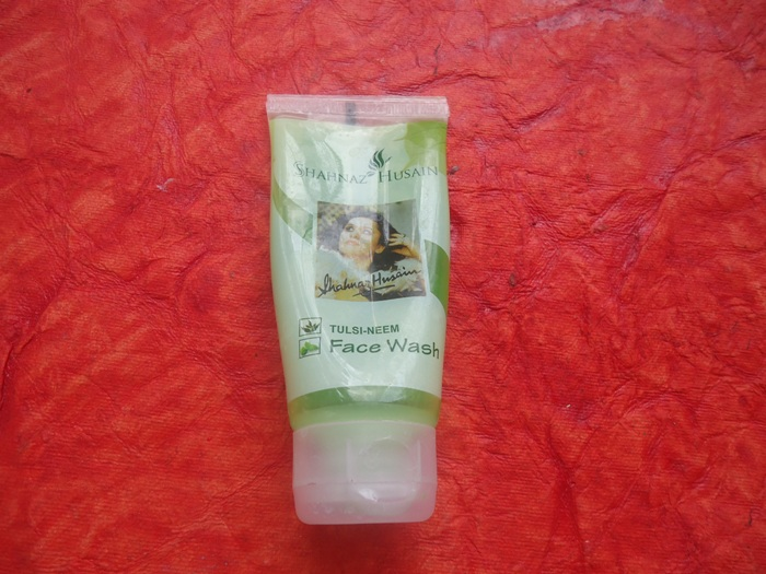 Shahnaz+Husain+Tulsi+Neem+Face+Wash+Review