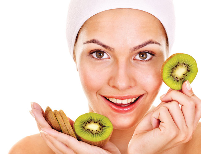 5+Homemade+Kiwi+Face+Packs