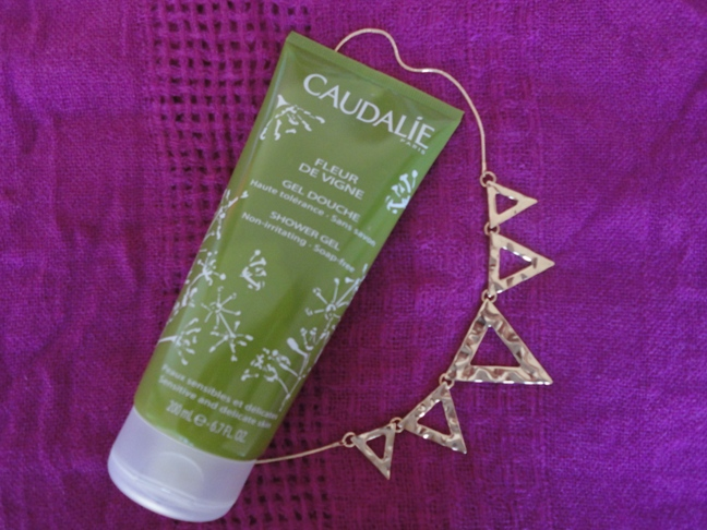 Caudalie+Fleur+De+Vigne+Shower+Gel+Review
