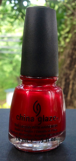cranberry nail color