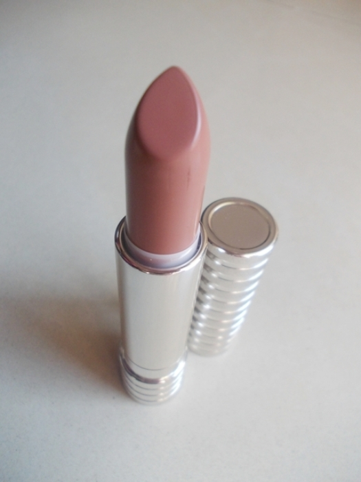 Clinique long last lipstick creamy nude (2)